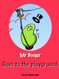Mr Booger goes to the Zoo